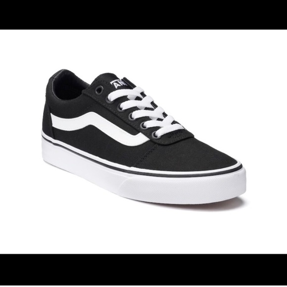 NIB Vans Ward Women s Skate Shoes 808a3b2f7